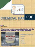 Chemical Handling CSOf