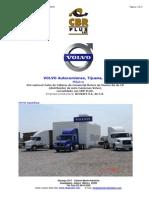 CBR PLUS estabilizacion de patio de talleres y estacionamiento de nueva Agencia VOLVO TIJUANA
