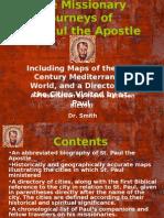 Paul's Missionary Journeys Matteson