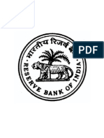 Project on RBI