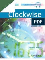 Clockwise Advanced Classbook