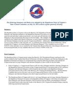 VA Delegate Allocation Process_Approved7!16!11_0