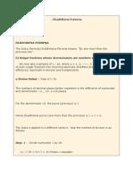 Ekadhikena Purvena - Division - Vedic Maths
