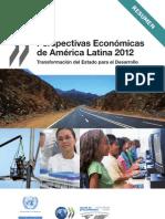 Perspectivas economicas latinoamerica 2012