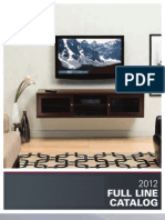 2012 Sanus Catalog