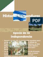 Historia de Honduras