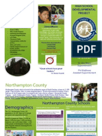 Hs Developmental Activity Brochure