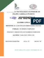 Numeros Complejos Jose Luis Yama May