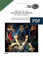 500 Anos Con y Sin Eutanasia en Mexico Un Analisis Preliminar