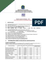 Relatório 2010