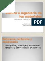 Ciencia e ingeniería de los materiales