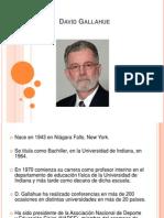 David Gallahue- patrones motores básicos