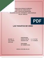 Las Tarjetas de Vídeo