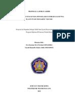Cover-latar Belakang Proposal Laporan Akhir