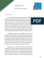 Reinventing Global Governance