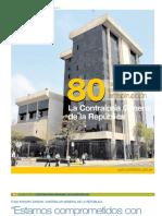 Suplemento 80 años liderando la lucha anticorrupción