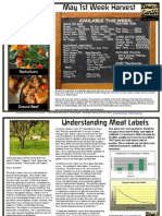 DTE Newsletter May 2012
