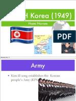 North Korea - 1949 Final