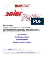 Solar Power Course Ware