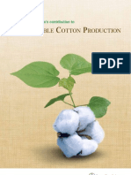 Sustainable Cotton Production of Cotton-BAYER