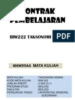 1.  KONTRAK PEMBELAJARAN 2011