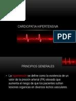 Cardiopatia Hipertensiva