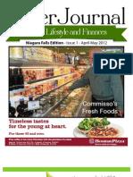 The Silver Journal Niagara Falls Issue 1