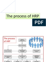 The Process of HRP