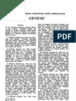 Genesis, OT - Lingala Language
