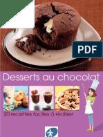 Brochure 46358681424 Desserts Au Chocolat