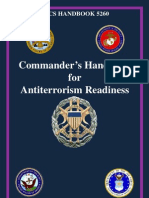 Commanders Handbook for Anti Terrorism Readiness