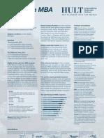 2012 EMBA Fact Sheet