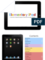 Elementary iPad