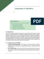 02 Fundamentals of Tally.erp9