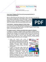 Case Study Philippines - Disaster Preparedness