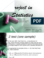 Hypothesis (Presentation)