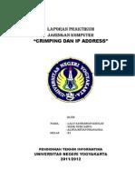 Laporan2_e1_sidik Nurcahyo_crimping and Ip Address
