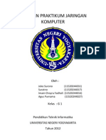 Laporan2 G1 Joko Surono IP Address Dan Pengkabelan