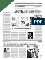 Entrevista en el suplemento Mola de Diario de Ibiza