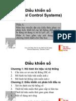 Bài giảng Điều khiển số- Nguyễn Phùng Quang