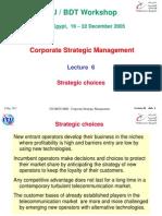 Doc3 L06 Strategic Choices v1