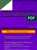 DATA DIC