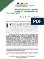 O pensamento brasileiro e a questão racial - RCRC - Rev Áfr e Africanidds - ago10