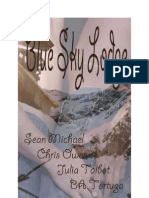 MM - Blue Sky Lodge - Sean Michael, Chris Owen, Julia Talbot, BA Tortuga