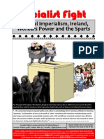 Cultural Imperialism, Ireland, Workers Power and the Sparts