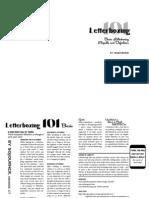Letter Boxing 101