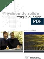 Physique Du Solide