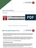 Financial Modeling - Module II - FINAL