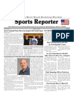 May 2 - 9, 2012 Sports Reporter