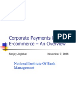 NIBM -Corporate Payments & Ecommerce - Nov06